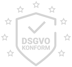 Logo dsgvo konform